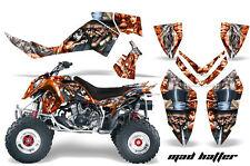 AMR RACING DECAL PART STICKER QUAD ATV GRAPHIC  KIT POLARIS OUTLAW 500/525 06-08