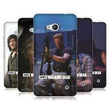 Oficial Amc The Walking Dead filtrada caracteres Gel Funda Para Teléfonos Nokia 2