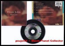 """ELTON JOHN """"Blessed"""" (CD maxi) + 3 Titres Live 1995"""