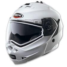 Casco de moto modular Caberg DUKE Blanco + Pinlock antivaho