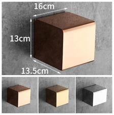 Bathroom Wall Mounted Toilet Roll Paper Holder Waterproof Storage Box Organiser