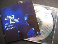 """Johnny Adams """"good Morning Heartache"""" - CD"""