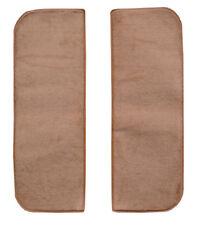 1960-1966 Chevrolet C10 Pickup Loop Carpet Door Panel Inserts w/o Cardboard 2pc