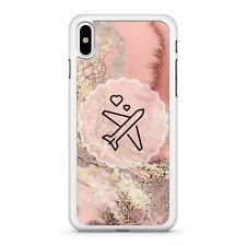 Tremendous Plane Love Hearts Colourful Elegant Camo Pattern Phone Case Cover