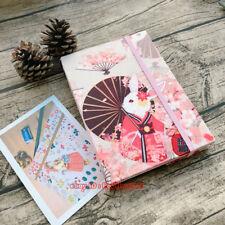 Watercolour Notebook Arches Sakura Rabbit Cloth Cover Colors Sketchbook Diary