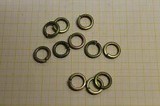 100 Stück Federringe DIN 127 M8 Schraubensicherung Federscheiben