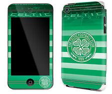 Celtic Football Club IPOD TOUCH 4 Pelle Autoadesivo Ufficiale BHOYS Merce Nuova
