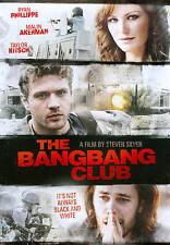 The Bang Bang Club DVD, RYAN PHILLPPE,MALIN ACKERMAN ,TAYLOR KITSCH BRAND NEW