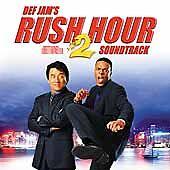 Rush Hour 2  MUSIC CD