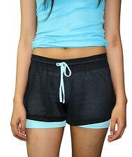 Women's Hot Fishnet design Shorts Summer Comfortable Underwear- Style Fishnet 1