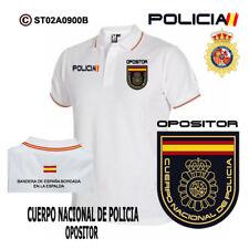 POLOS POLICIA NACIONAL: CNP - DIVISION FORMACION Y PERFECIONAMIENTO / OPOSITOR