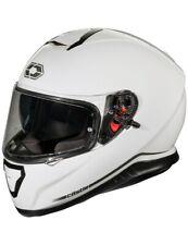 Castle Thunder SV 3 Mens Full Face Helmet White