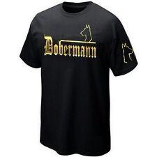 T-SHIRT DOBERMANN - Camiseta Serigrafía