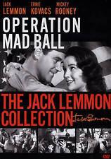 OPERATION MAD BALL DVD JACK LEMMON MICKEY ROONEY ROGER SMITH KOVACS KATHRYN OOP