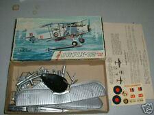 Airfix 1/72 HO Fairey Swordfish - Very Old USA issue!