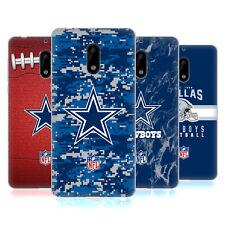 Logotipo oficial de la NFL 2018/19 Dallas Cowboys caso De Gel Suave Para Teléfonos Nokia 1