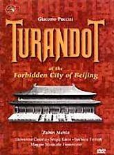 Puccini - Turandot at the Forbidden City of Beijing / Mehta, Casolla, Larin, Fri