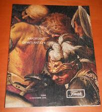 FINARTE asta 1353 / 2006 - Importanti dipinti antichi