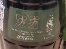 "1996 Atlanta Olympics #3  ""Torch"" (DFW) Original Coca - Cola  bottle"