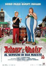 Asterix E Obelix Al Servizio Di Sua Maesta' (3D) (Blu-Ray) KEYFILMS VIDEO