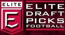 2018 Panini Elite Draft Picks Football Cards Pick From List (Includes Variants)
