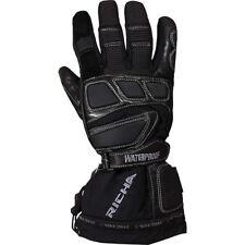 Richa Carbon Winter Motorcycle Glove Black