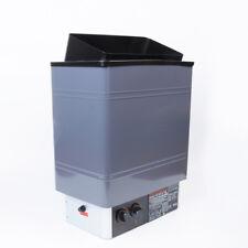 Woo Sauna heater stove Wet/Dry Spa 6 KW 8 KW 9 KW Internal control aluminum Panel