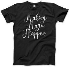 Que hace magia suceder-Linda Camiseta De moda niños