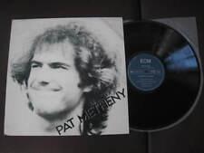Pat Metheny Japan Promo only Sampler Vinyl LP 1985 ECM