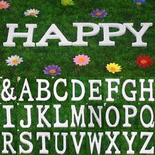 Lettre majuscule en bois pour Festival/ Anniversaire/ décoration de la maison