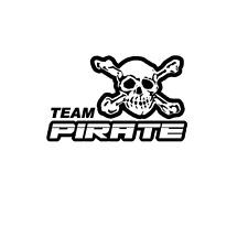 Pirate T-SHIRT TEAM only, pirata, SKULL, Gothic, Teschio