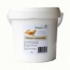 Calcium Carbonate - Ultra Fine Chalk Powder - Reptile Dusting  5kg Bucket -1kg