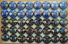 All 2018 - 2019 CHAMPIONS LEAGUE CHL eurocups match badges