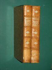 Dictionnaire Technologique Français-Allemand-Anglais HOYER KREUTER 2vol. 1904