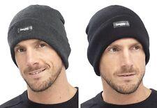 Rjm para Hombre Thinsulate De Punto Beanie Sombrero de un tamaño