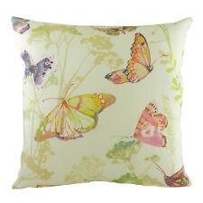Evans Lichfield Summertime Admiral Butterfly Watercolour print 43cm Cushion