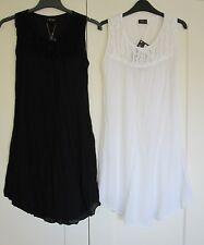 GRINGO  Cotton Loose Fit Summer Holiday / Beach Dress Boho Hippy  Size 8 10 12