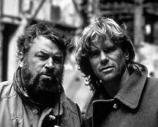 Richard Dean Anderson & Brian Blessed [1008628] 8x10 Foto (& Other Größen)