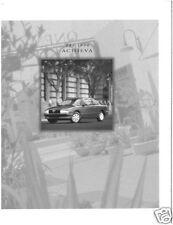 1996 Oldsmobile Achieva 20-page Original Olds Dealer Sales Brochure Catalog