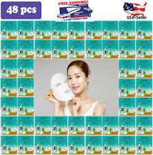 [Malie] 48 pcs Ultra Hydration Essence Mask Pack, Korean Facial Mask Sheet