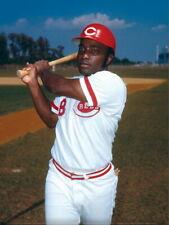 Joe Morgan Cincinnati Reds Classic Baseball Huge Giant Print POSTER Affiche