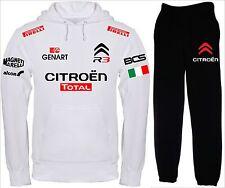 CITROEN TUTA felpa maglietta polo t-shirt maglia hoodie lancia ducati alfa romeo