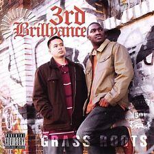 3rd Brillyance - Grass Roots [New CD]