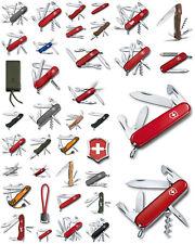 Victorinox Schweizer Taschenmesser Offizier Angler Messer Zubehör versch Modelle