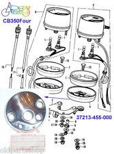 Honda CB350 CL350 CB360 CL360 CL450 CB400F CB350F CB500 Speedo Cover NOS Meter