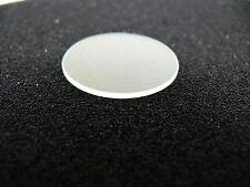 Uhrenglas mineral glas 1,5 mm dicke Flach ersatz glass 20 bis 41 mm 200 - 410