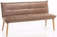 Standard Furniture Genua Polsterbank Sofabank Bank mit Polster und Lehne