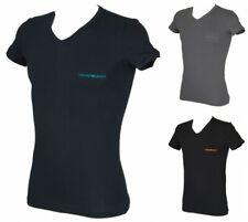 T-shirt uomo scollo V manica corta EMPORIO ARMANI articolo 110810 6A717