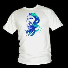 Fidel Castro icono de Cuba-Beach & Vacaciones Para hombres Camiseta Retro Fresco