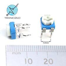 Potenziometro orizzontali Tagliare Erba Trimmer Resistore Variabile ~ Scelta di valori ~